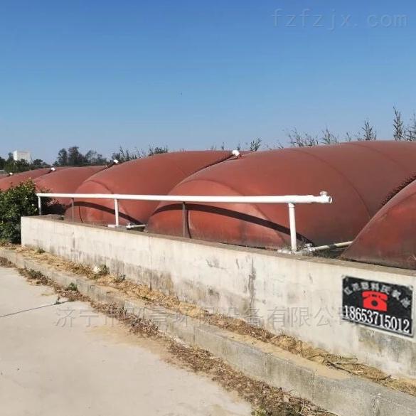沼气发酵袋、红膜沼气池池体怎么建